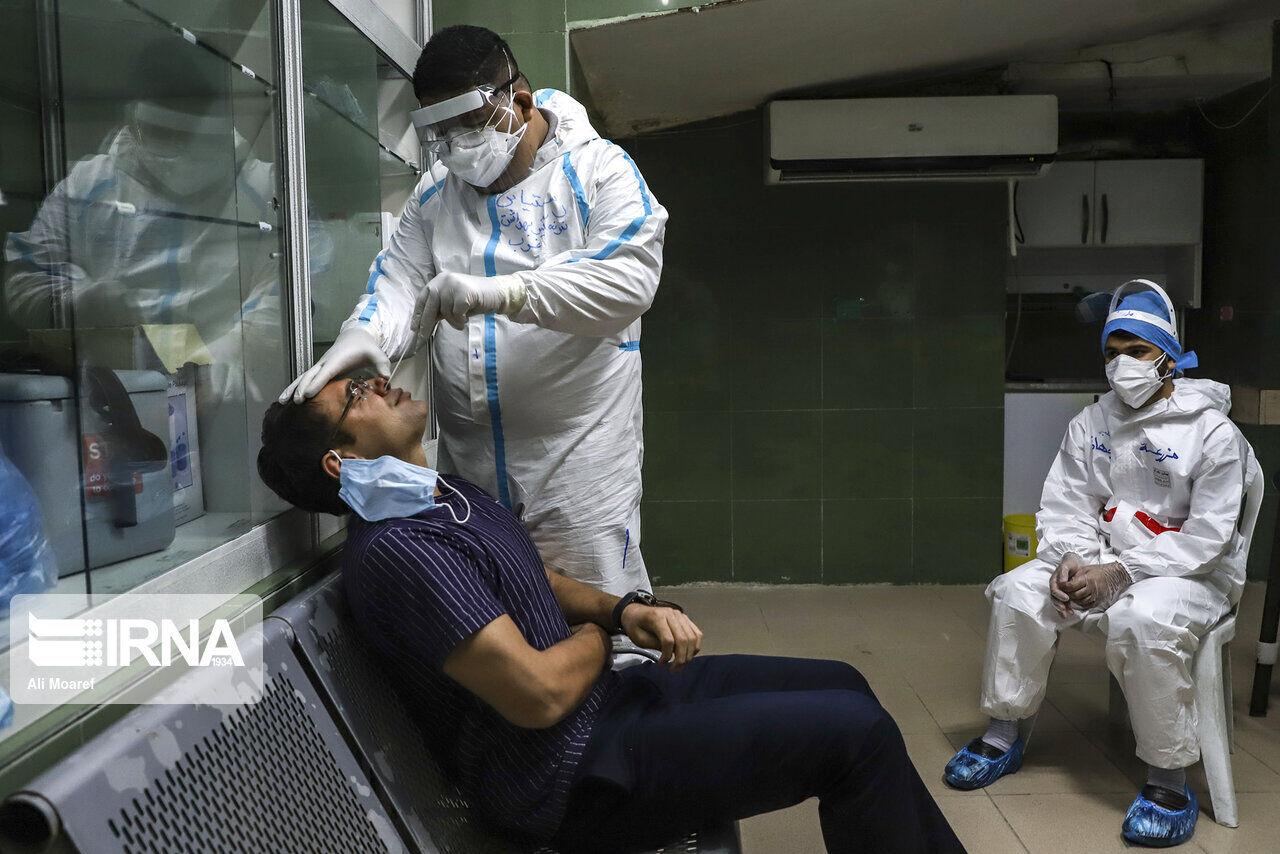 روزانه ١٢٠٠ تست کرونا در حوزه دانشگاه علوم پزشکی ایرانشهر انجام میشود