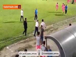 حمله مدیر نود ارومیه به مسئولین برگزاری مسابقه!