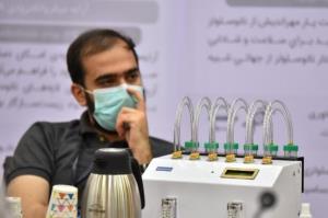دستگاه تشخیص افت بویایی ساخته شد