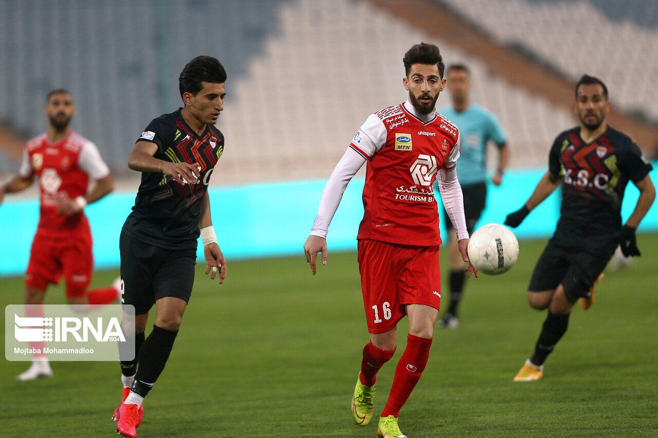 زمان دیدار تیمهای فولاد خوزستان و پرسپولیس تغییر کرد
