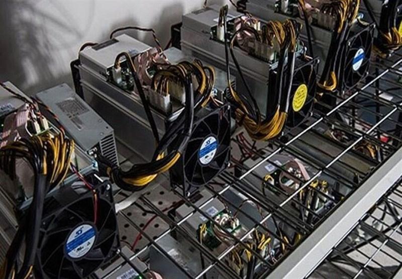 کشف ۲۶۴ دستگاه استخراج ارز دیجیتال در کردستان