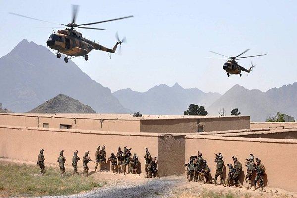 کشته و زخمی شدن 36 عضو طالبان در حمله هوایی ارتش افغانستان