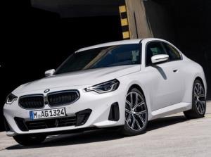 نسل جدید BMW سری 2 در مدل 2022