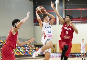 شکست سنگین ایران مقابل لیتوانی در بسکتبال قهرمانی جوانان جهان