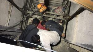 قطع برق، حوادث آسانسور را در صدر مأموریتهای آتشنشانی اراک قرار داد