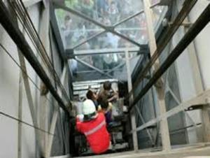 افزایش حوادث آسانسور به دلیل قطعی برق