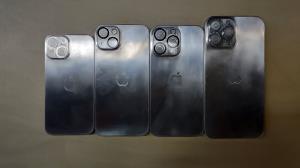 طراحی بدنه خانواده iPhone 13 اپل بار دیگر لو رفت