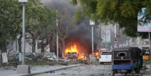 11 کشته و زخمی در پی انفجار انتحاری در پایتخت سومالی