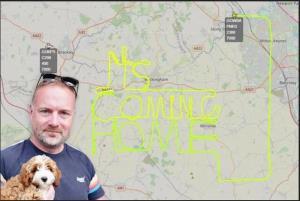 حرکت جالب خلبان انگلیسی برای حمایت از تیم ملی کشورش