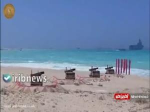 استفاده ارتش مصر از سامانههای موشک انداز در رزمایش دریایی