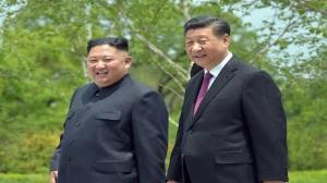 تاکید سران کره شمالی و چین بر توسعه روابط