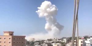 حمله خمپارهای به مقر ریاست جمهوری سومالی