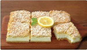 آموزش تهیه چیز کیک لیمویی به سبک سرآشپز کره ای