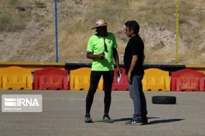 مسابقات رولر اسکی در تبریز
