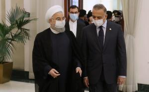 رئیس جمهور به نخست وزیر عراق پیام داد