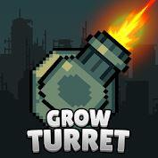 Grow Turret؛ برج دفاعی برای خود بسازید
