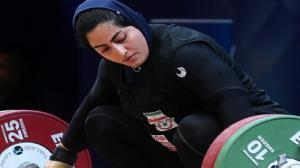 واکنش رسانه انگلیسی به غیبت بانوی وزنهبردار ایرانی در المپیک توکیو