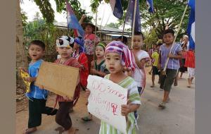 کشته و بازداشت شدن صدها کودک از زمان کودتای نظامی در میانمار