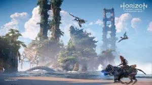 پیشنمایش بازی Horizon Forbidden West