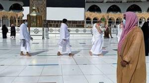 پیچیدن نوای «لبیک اللهم لبیک» در مسجدالحرام