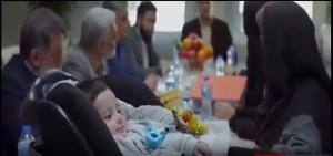 حضور یک نوزاد در جلسه مهم کاری!