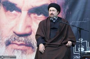 اظهارات سید حسن خمینی برای حل مشکلات خوزستان