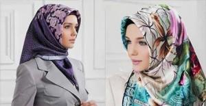 روش های جلوگیری از سر خوردن روسری