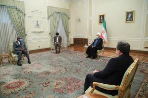 روحانی: کنیا دروازه صادرات کالاهای ایرانی به قاره آفریقاست