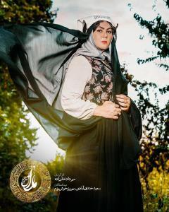 اولین حضور لاله اسکندرى در شبکه نمایش خانگى با سریال «آهوى من مارال»