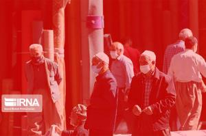 وضعیت کرونا در سنندج و بیجار قرمز شد