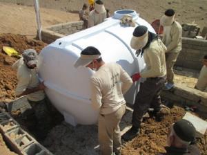 اعزام ۲۲۵ مخزن آب از البرز به خوزستان