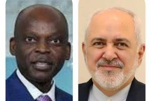 وزرای خارجه ایران و توگو درباره توسعه روابط دو جانبه تبادل نظر کردند
