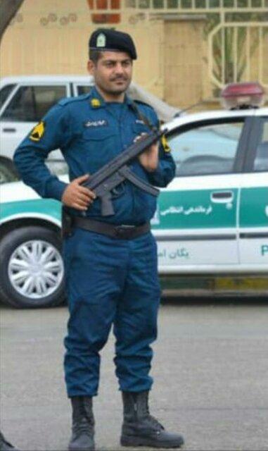 پیکر شهید ضرغامپرست فردا در رامهرمز تشییع میشود