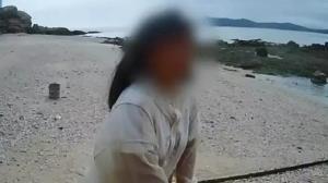 رها کردن دختر ۱۳ ساله چینی در جزیرهای متروکه با هدف تربیتی!