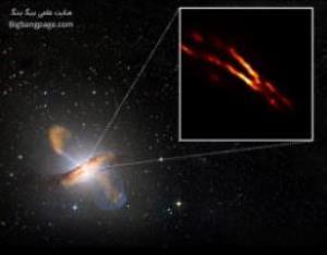 به مناسبت شکار جت های یک سیاهچاله/ جت های سیاهچاله ای چه هستند؟