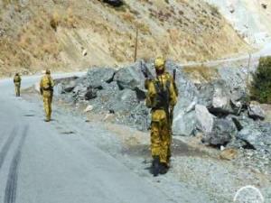 پیشروی طالبان تا مرز چین
