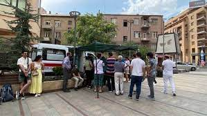 متقاضیان واکسن در ارمنستان چقدر پول به جیب دولت ریختند؟