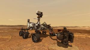 مریخنورد پشتکار ناسا برای ارسال اولین نمونه سنگ به زمین آماده میشود