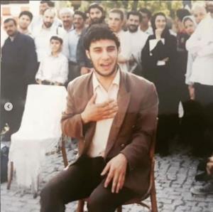 چهره ها/ وقتی جواد عزتی در نمایش خیابانی بازی می کرد
