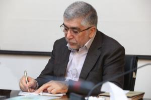 پیام تسلیت دکتر طیبی برای درگذشت اولین رییس جهاددانشگاهی صنعتی شریف