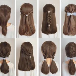 بیش از 20 ترفند شنیون موی فوری برای دورهمی ها