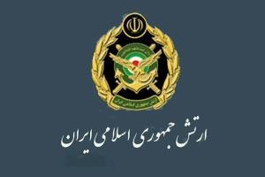 بیانیه ارتش در پی شهادت شهید ضرغام پرست