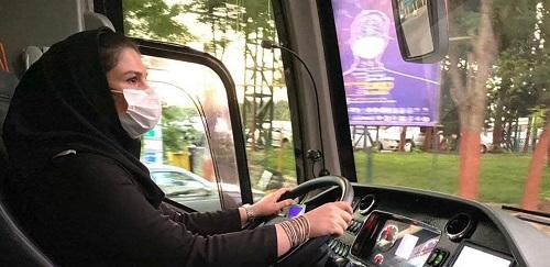 بانوي راننده، استقلال را به شمال برد