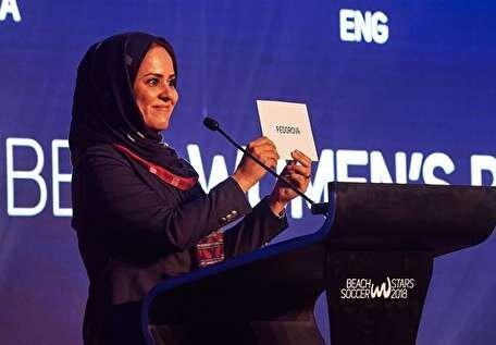 المپيک ۲۰۲۰/ ناظر زن ايراني در دو مسابقه فوتبال مردان