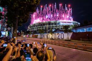 گشایش المپیک توکیو در میان اعتراض ژاپنی ها