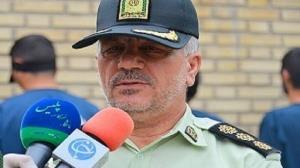 دستگیری سارق مرد در قم با پوشش زنانه