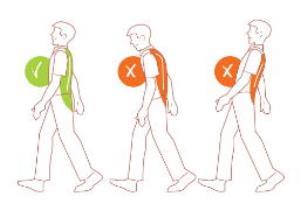 اینفوگرافی/ 9 عادت اشتباه در راه رفتن که به سلامتی تان آسیب می زند