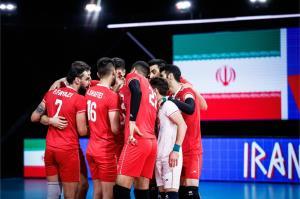 ایران 2 - لهستان 2؛ آغاز ست پنجم