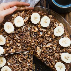 روش تهیه «کیک موز و شکلات» خوشمزه و دلچسب