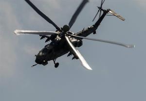 روسیه ۲۵ بالگرد به امارات متحده فروخت